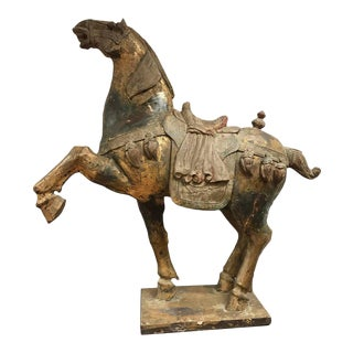 Extra Large Chinese Tang Dynasty Style Horse