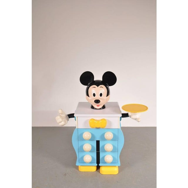 Mickey Mouse Cabinet by Pierre Colleu for Starform, France, circa 1980 - Image 3 of 9
