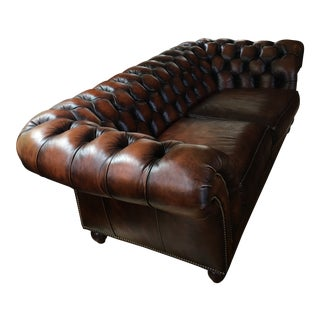 Hancock and Moore Traditional Sofa For Sale