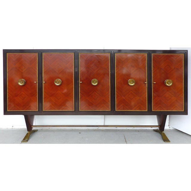 1940s Regency Grand Continental Buffet - Image 2 of 11