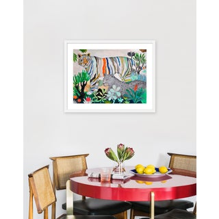 "Medium ""Living in Color"" Print by Martyna Zoltaszek, 29"" X 23"" Preview"