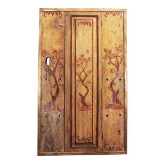 Polychrome Italian Panels For Sale