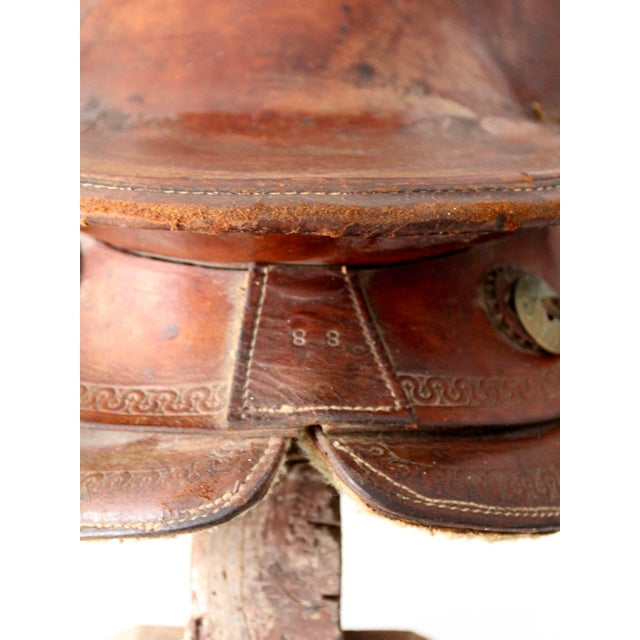 Vintage Simco Saddle - Image 10 of 13