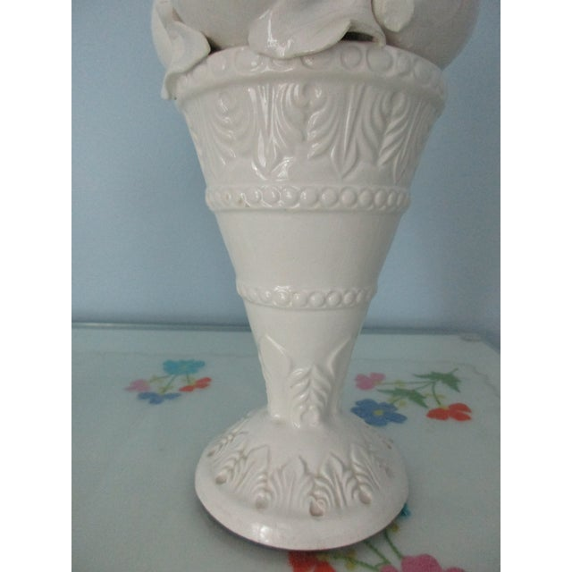 Italian Style Fruit Topiary Candle Sticks - A Pair For Sale - Image 6 of 13