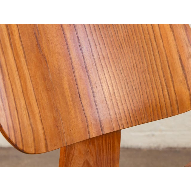 1950s Eames Ash LCW for Herman Miller Chair For Sale In New York - Image 6 of 12