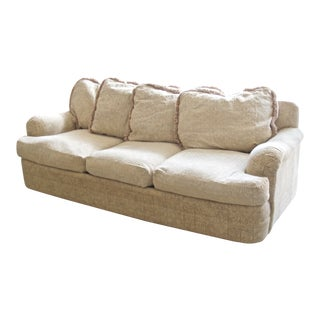 Custom Lane Htb Modern Transitional Casual Pillow Back Couch Sofa For Sale