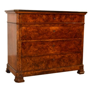 19th C Louis Philippe Commode For Sale