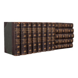 Set of 13 Books-The South in the Building of the Nation For Sale