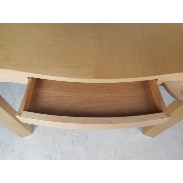 Paint Mid-Century Modern Lacquered Game Table For Sale - Image 7 of 13