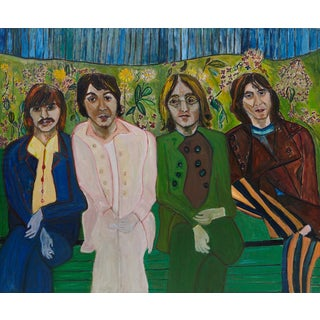 Wyona Diskin John Paul George & Ringo For Sale