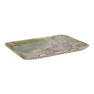 1950s Italian Marble Tray For Sale