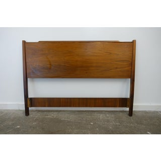 Mid-Century Modern Kipp Stewart for Drexel Headboard Preview