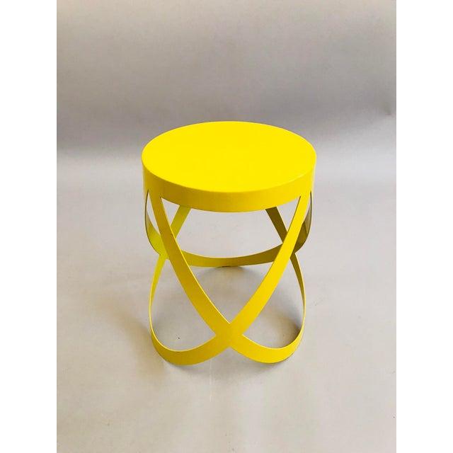 Asian Nendo Ribbon Stool For Sale - Image 3 of 8