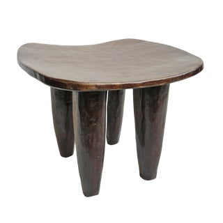 1990s African Modern Senufo Stool For Sale