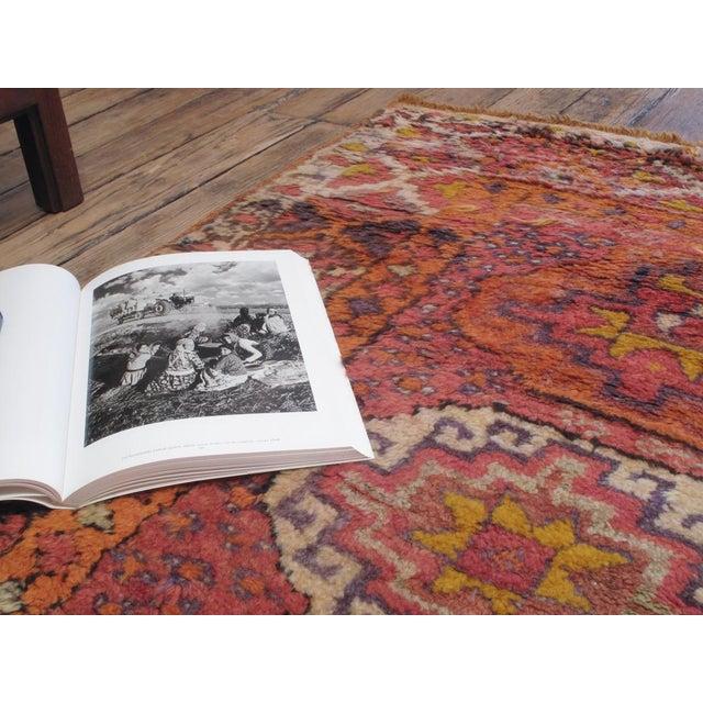 Primitive Herki Long Rug For Sale - Image 3 of 7
