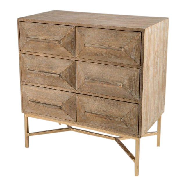 Statements by J 6-Drawer Marais Cabinet Console For Sale