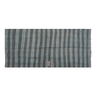 Hemp Kilim Rug - 5'3″ x 11′11''