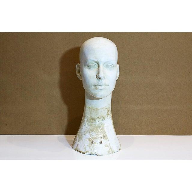 Ralph Pucci Mannequin Head Form, Josie Borain, 1989 - Image 2 of 6