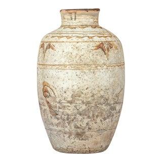 Rare Tzu-Choo Asian Vase For Sale