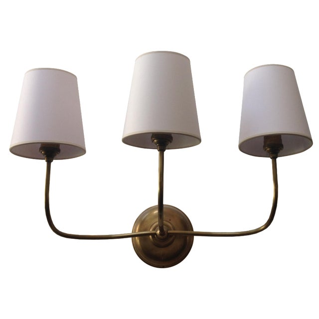 Circa Lighting Vendome Triple Sconce - Image 1 of 3