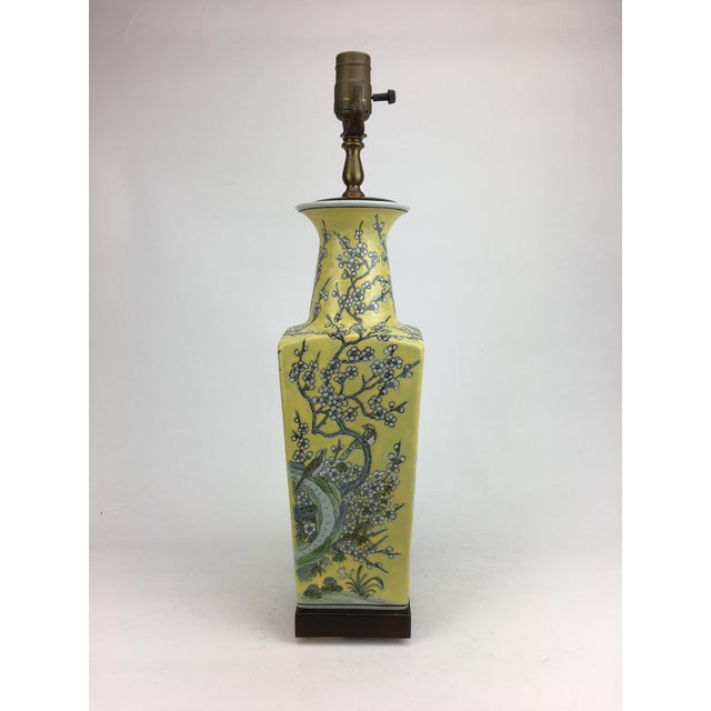 Get your bedroom blossoming with this reading light botanical lamp. The vase's bright color and delicate design makes it a...