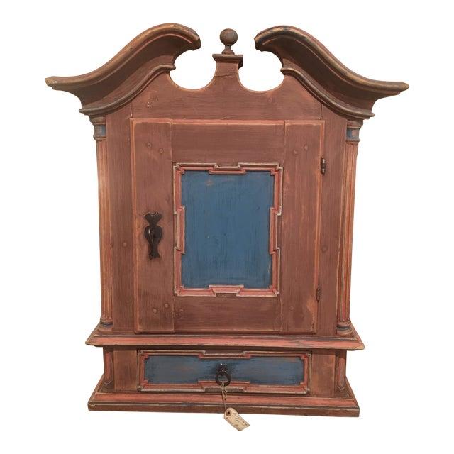 19th Century Antique Swedish Cabinet For Sale