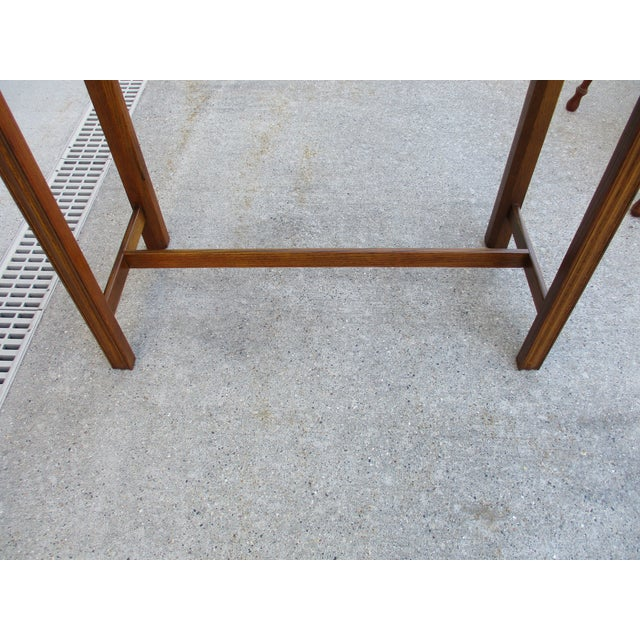 Chippendale Style Console Table For Sale - Image 10 of 11
