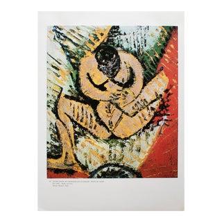 "1985 Pablo Picasso, ""Seated Petit Nude"" Parisian Photogravure For Sale"