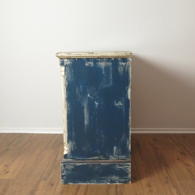 Antique Painted Chest of Drawers - Image 5 of 10
