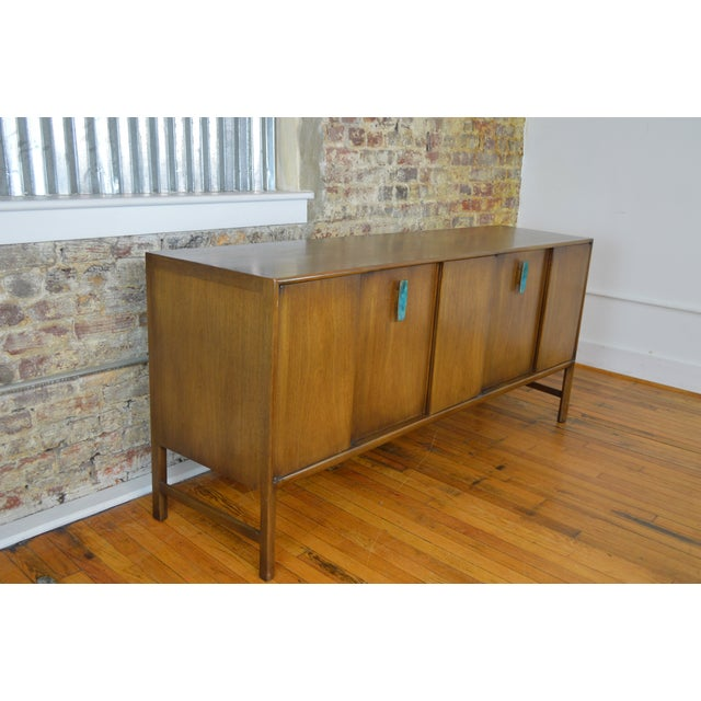 Mount Airy Furniture Company Ray Sabota for Mt. Airy Furniture Mid Century Modern Sideboard For Sale - Image 4 of 7