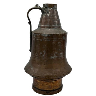 19th Century Copper Urn For Sale