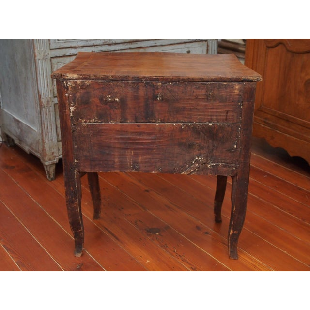 Petit Louis XV Cabinet For Sale - Image 11 of 12