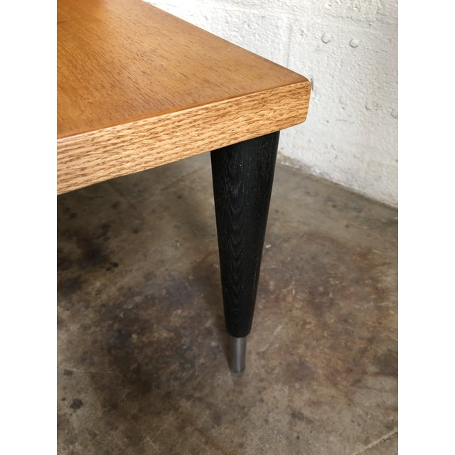 Vintage Mid Century Modern Phone Table by Raymond Loewy for Mengel Furniture For Sale - Image 10 of 13
