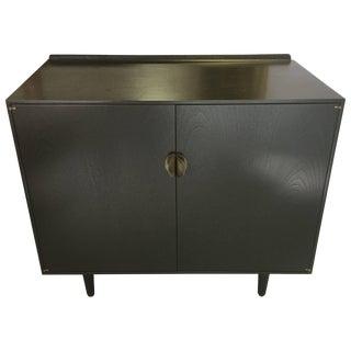 Finn Juhl for Baker Ebonized Cabinet For Sale