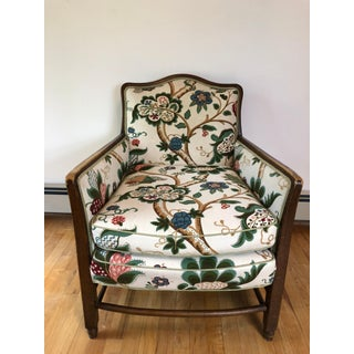 French Country Style Bergere Preview