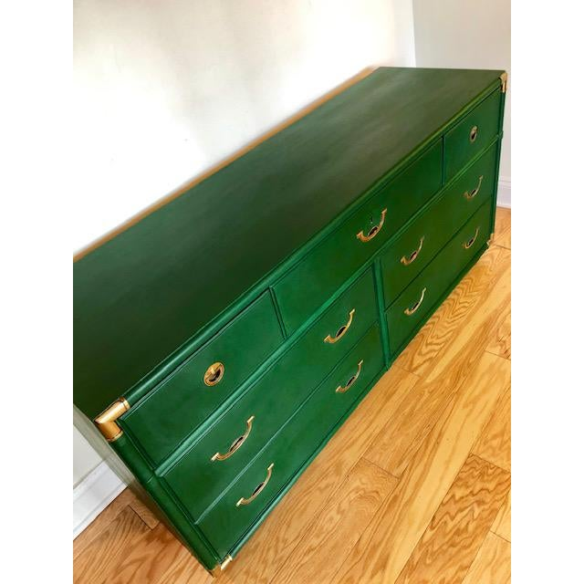 Campaign 1960s Campaign Drexel Accolade Dresser For Sale - Image 3 of 10