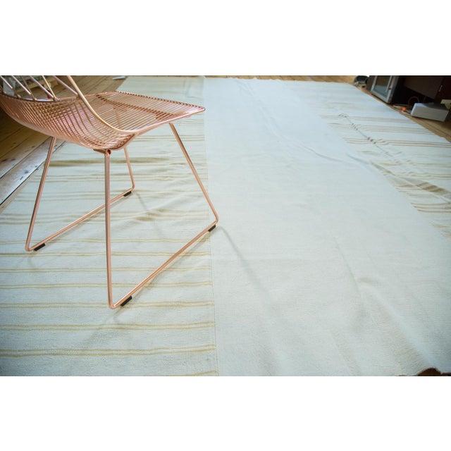 "Vintage Kilim Carpet - 8'1"" X 11'8"" - Image 5 of 6"