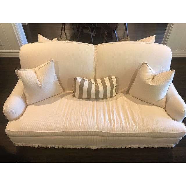 Windsor Smith Double Sided Couch For Sale - Image 4 of 6
