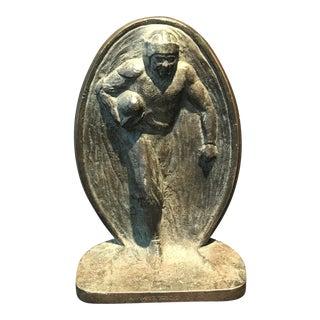 "1920s Vintage Salmi, ""A Wake Field"" Bronze Sculpture For Sale"
