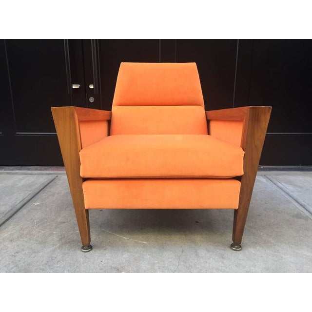 Mid-Century Modern Mid Century Modern Lounge Chair For Sale - Image 3 of 5