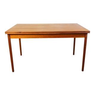 Danish Modern Square teak table - Maja