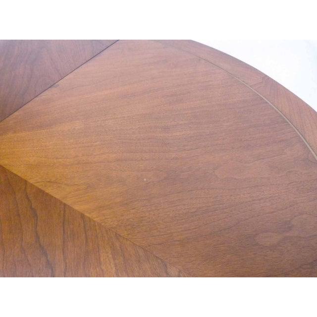 Baker Far East Round-to-Oval Dining Table - Image 7 of 10