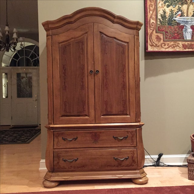 Hooker Entertainment Center / Armoire - Image 4 of 4