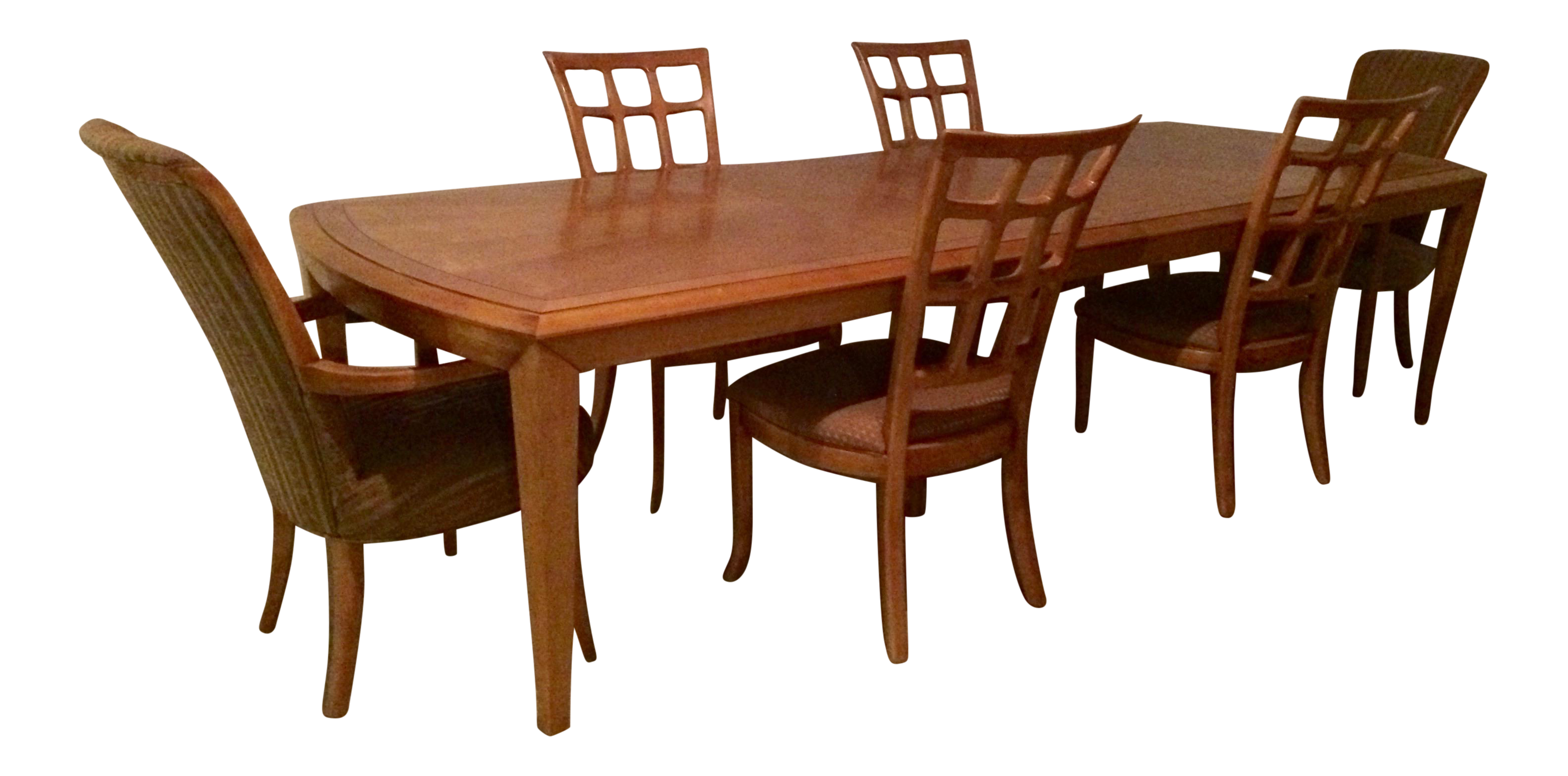 Henredon Maple Dining Set