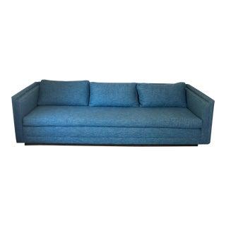 1960's Tuxedo Sofa