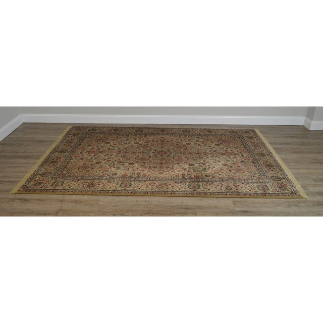 High Quality American Made Wool Rug by Karastan Store Item#: 22867