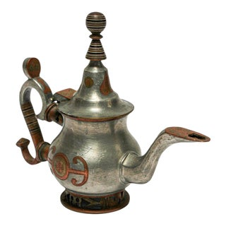 Mid 20th Century Tuareg Teapot Mauritania Africa For Sale