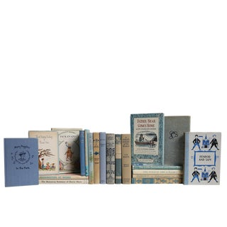 French Country Book Set for Girls & Boys, S/20 For Sale