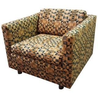 Ward Bennett for Brickel Associates Lounge Chair
