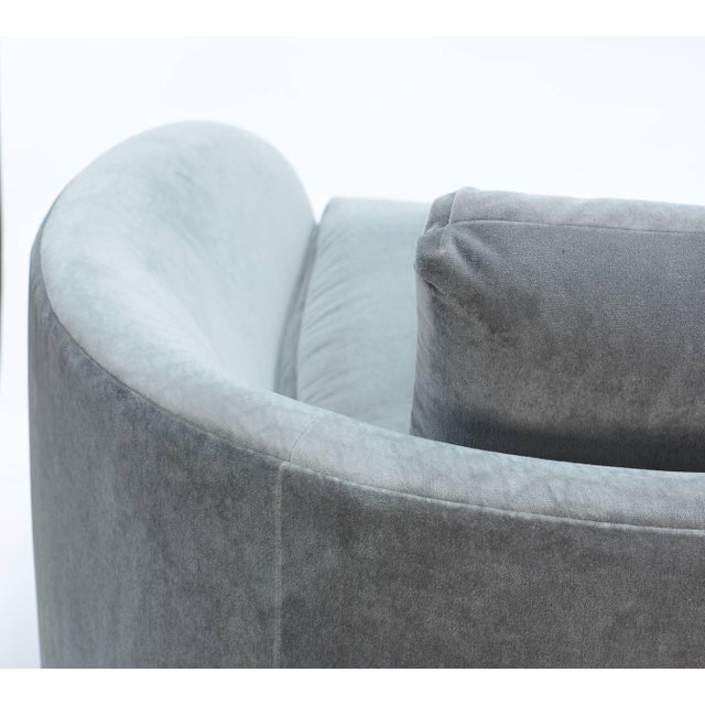 """Gold """"Cloud's Rest"""" Sofa by 20th Century Studios For Sale - Image 8 of 10"""